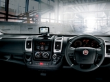 Fiat Ducato Pickup UK-spec 2006 wallpapers