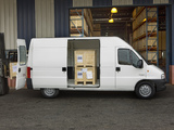 Fiat Ducato Multijet Economy Cargo 2010 wallpapers