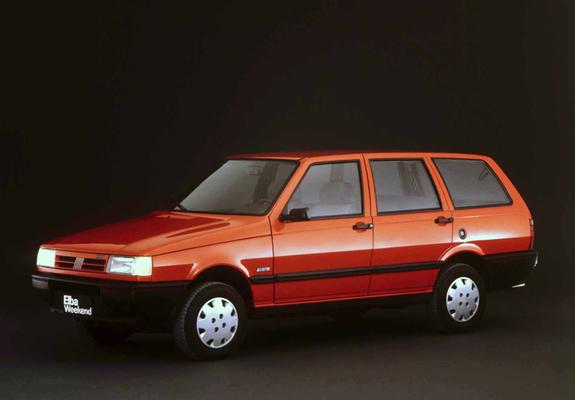 Photos Of Fiat Elba 1991 96