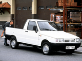 Fiat Fiorino Pick-up 1991–93 pictures