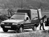 Fiat Fiorino (II) 1992–97 photos