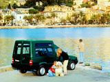 Fiat Fiorino Panorama (II) 1997–2000 wallpapers