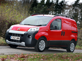 Fiat Fiorino Adventure UK-spec (225) 2008 wallpapers