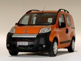 Pictures of Fiat Fiorino Combi (225) 2007