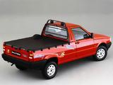 Fiat Fiorino Pick-up Trekking BR-spec (II) 1996–98 wallpapers