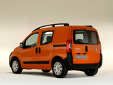 Fiat Fiorino Combi (225) 2007 wallpapers