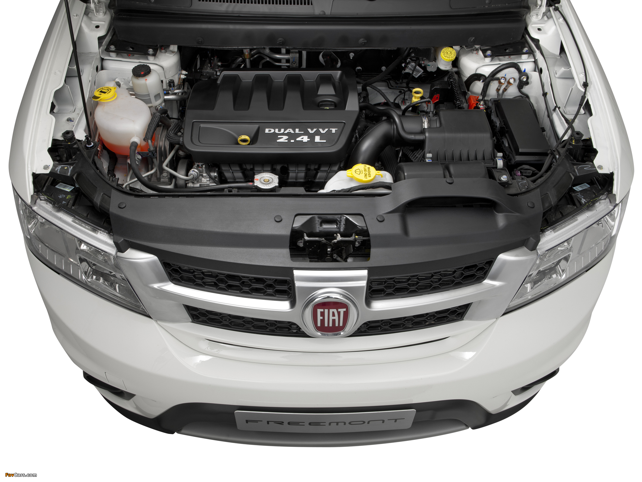 Fiat Freemont BR-spec (345) 2011 images (2048 x 1536)