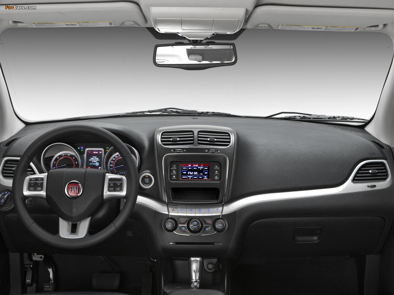 Photos of Fiat Freemont BR-spec (345) 2011 (1280 x 960)