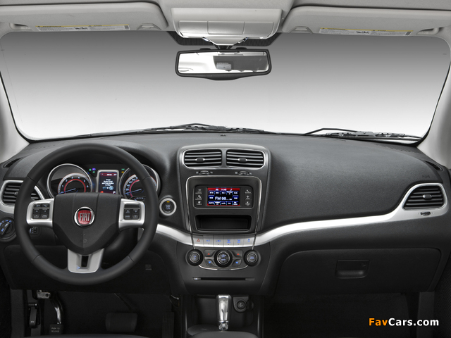 Photos of Fiat Freemont BR-spec (345) 2011 (640 x 480)