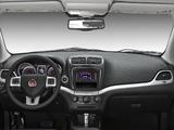Photos of Fiat Freemont BR-spec (345) 2011