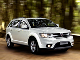 Pictures of Fiat Freemont BR-spec (345) 2011