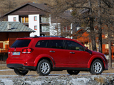 Fiat Freemont AWD (345) 2011 wallpapers