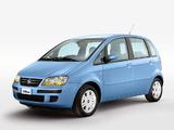 Fiat Idea (350) 2003–06 images
