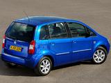 Fiat Idea UK-spec (350) 2006–07 images