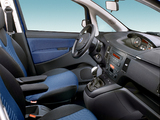 Fiat Idea (350) 2006–07 photos