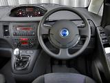Fiat Idea UK-spec (350) 2006–07 pictures