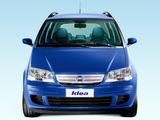 Fiat Idea (350) 2006–07 pictures