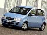 Images of Fiat Idea (350) 2003–06