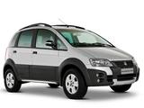 Images of Fiat Idea Adventure (350) 2006–10
