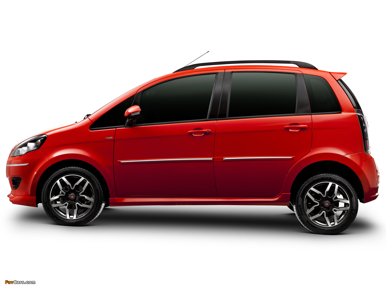 Images of Fiat Idea Sporting (350) 2010–12 (1280 x 960)