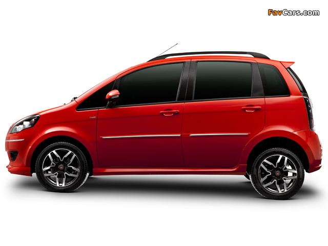 Images of Fiat Idea Sporting (350) 2010–12 (640 x 480)