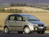 Photos of Fiat Idea (350) 2003–06