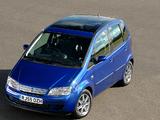 Pictures of Fiat Idea UK-spec (350) 2006–07