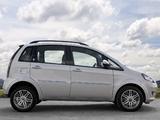 Fiat Idea Serie Especial Italia (350) 2011 wallpapers