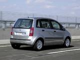 Fiat Idea (350) 2003–06 wallpapers