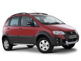 Fiat Idea Adventure (350) 2006–10 wallpapers
