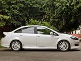 Fiat Linea Monte Bianco Concept (323) 2008 pictures