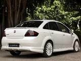 Images of Fiat Linea Monte Bianco Concept (323) 2008