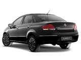 Photos of Fiat Linea BR-spec (323) 2008