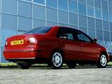 Fiat Marea UK-spec (185) 1996–2002 photos