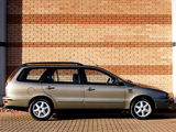 Photos of Fiat Marea Weekend UK-spec (185) 1996–2003
