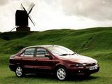 Photos of Fiat Marea UK-spec (185) 1996–2002