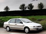Pictures of Fiat Marea UK-spec (185) 1996–2002