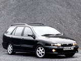 Pictures of Fiat Marea Weekend UK-spec (185) 1996–2003