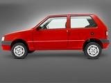 Fiat Mille 3-door 2004 images