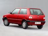 Fiat Mille 3-door 2004 pictures