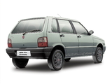 Fiat Mille 5-door 2004 wallpapers