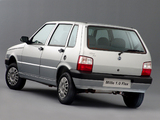 Photos of Fiat Mille 5-door 2004