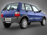 Fiat Mille Way 2006 wallpapers
