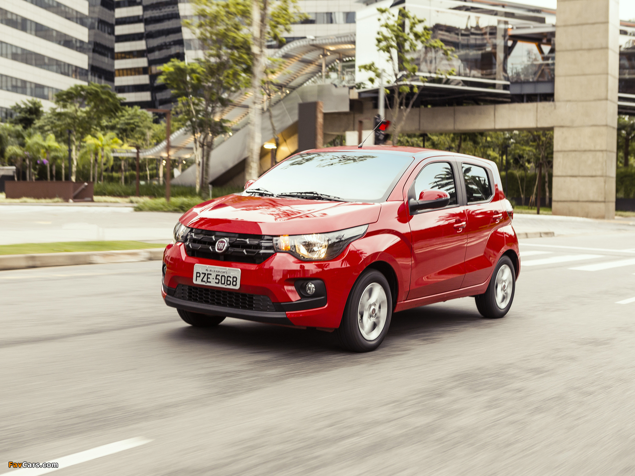 Fiat Mobi Drive GSR (344) 2017 pictures (1280 x 960)
