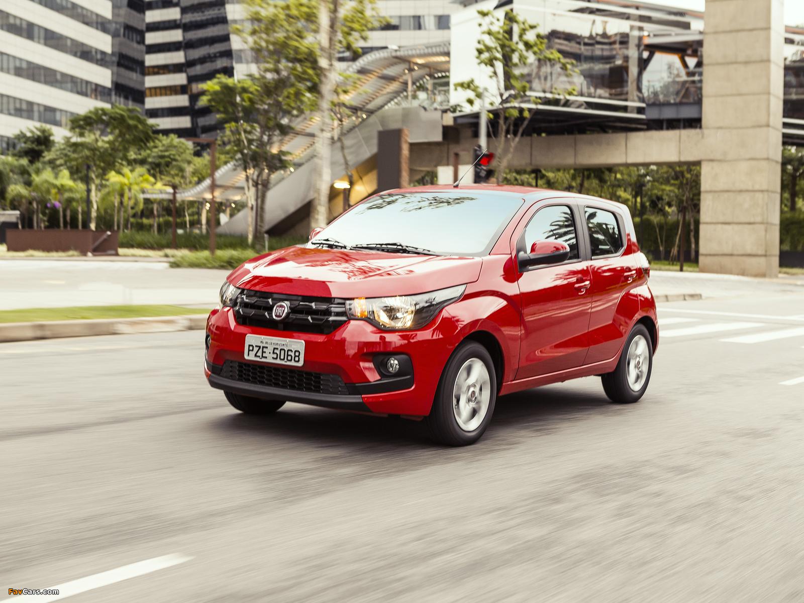 Fiat Mobi Drive GSR (344) 2017 pictures (1600 x 1200)