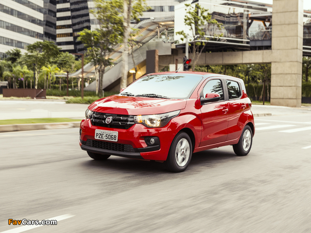 Fiat Mobi Drive GSR (344) 2017 pictures (640 x 480)