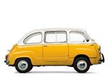 Fiat 600 D Multipla 1960–69 pictures
