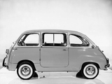 Fiat 600 D Multipla 1960–69 wallpapers