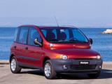 Fiat Multipla 1999–2001 images