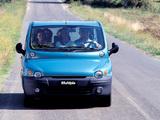 Fiat Multipla 1999–2001 photos